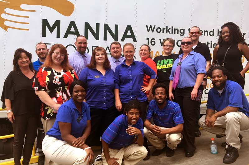 MANNA working to end hunger